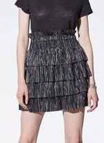 Ruffles Party Original quality High Waist Skirt