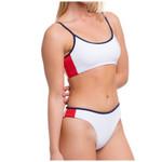 Sexy Push-up Padded Print Bathing Bikini