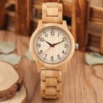 Natural Full Bamboo Wood Watches