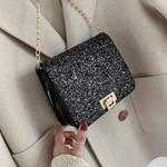 Sequins Shoulder Chains Crossbody Handbags