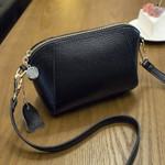 Coffee HARM Baguette mini PU Handbags