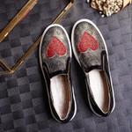 Vintage Goth Creepers Platform Flat shoes
