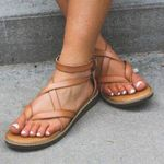 Casual Flat Buckle Strap Torridity Sandals
