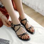 Fashion Sweet Knot Gladiator Sandals