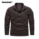 Leather Motorcycle PU Jacket