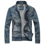 Streetwear Outdoors Vintage Fashion Jeans Jackets