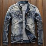 Biker Streetwear Brand Designer Denim Jackets