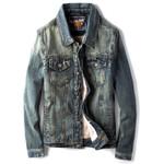 Thick Warm Vintage Denim Jackets