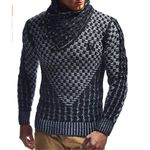 Warm Hedging Turtleneck Pullover Sweaters