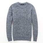Pullovers Thick Solid Warm Sweater