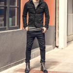Stretch Fashion Slim Fit Pencil Jeans