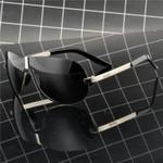 One Piece Oversized Polarized Sunglasses