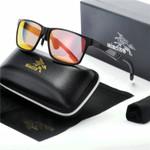 Vintage Fashion Polarized Sunglasses