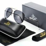 Vintage Aluminum Polarized Sunglasses