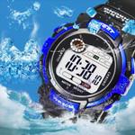 Sport Fashion Led Digital Electronic Military Wristwatch