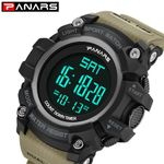 LED Digital Waterproof Sport Watches