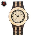 Ebony Maple Full Wooden Watch
