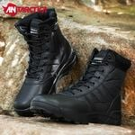 SWAT Zipper Lightweight Hiking Boots