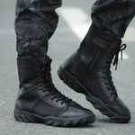 Outdoor Hiking Military Tactical Combat Boots