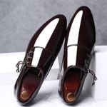 Fashion Casual Patent Leather Luxury Classic Oxford Shoes