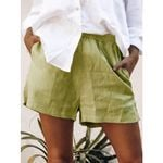Indoor Slim Casual Fashion Loose Boho Shorts