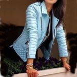 Fashion Soft Faux Leather Jackets