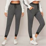 Cotton Soft High Waist Fitness Sports Pants
