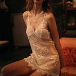 Sexy Floral Lace Sleepwear