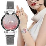 Fashion Stainless Steel Quartz Wrist Watch