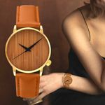 Leisure Bamboo Casual Fashion Wooden Watch