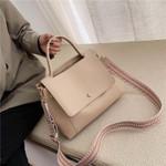 Large Capacity PU Shoulder Elegant Handbags