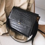 Fashion Crocodile Chains Designer Handbags