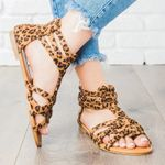 Casual Gladiator Colorful Bohemia Sandals