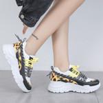 Fashion Leopard Platform Shoes