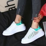 Casual Flats Canvas Sneakers