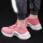 Platform Chunky Casual Basket Sneakers