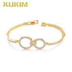 Gold Fashion Trandy bracelet