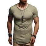 Fashion Soft Short Sleeve O Neck T-shirts