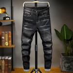 Casual Harem Hip Hop Stretch Drawstring Jeans