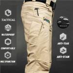 Fashion Multi Pockets Multifunction Sweat Pants