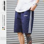 Classic Side Stripes Sports Hip Hop Cargo Short