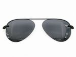 single clipping TAC polarized aviation sunglasses
