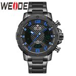 Luxury Military Steel Quartz Movement Analog Wristwatches