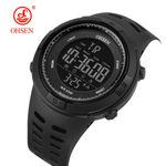 Electronic Digital Fashion Military Watch