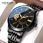 Luxury Brand Automatic Mechanical Full Steel Watch