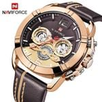 Sport Luxury Rose Gold Business Watches