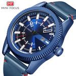 Luxury Quartz Business Wristwatch