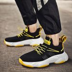 Running High Quality Casual Mesh Lace Up Shoes