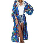 Cover Up Kaftan Maxi Boho Bohemian Kimonos
