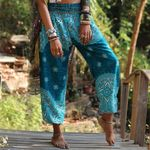 Leisure Loose and Breathable Boho Pants